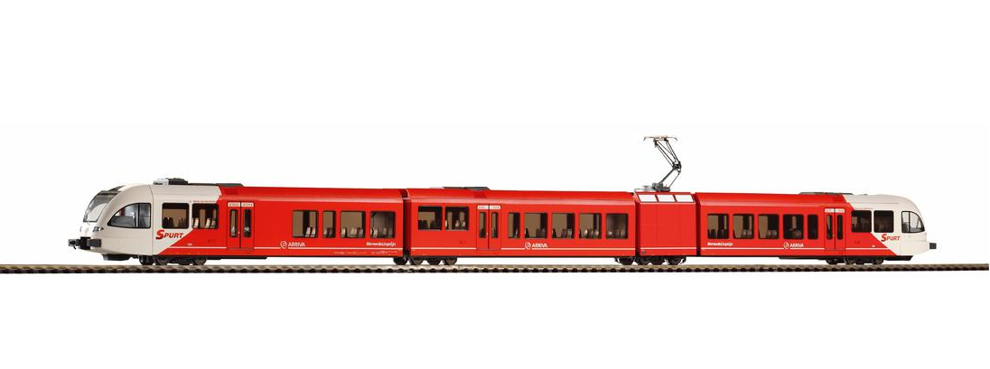 PIKO 59531 elektrotriebwagen GTW 2/8  Stadler  arriva Merce Nuova