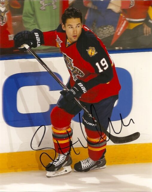 Florida Panthers Scottie Upshall Signed Autographed 8x10 Photo COA