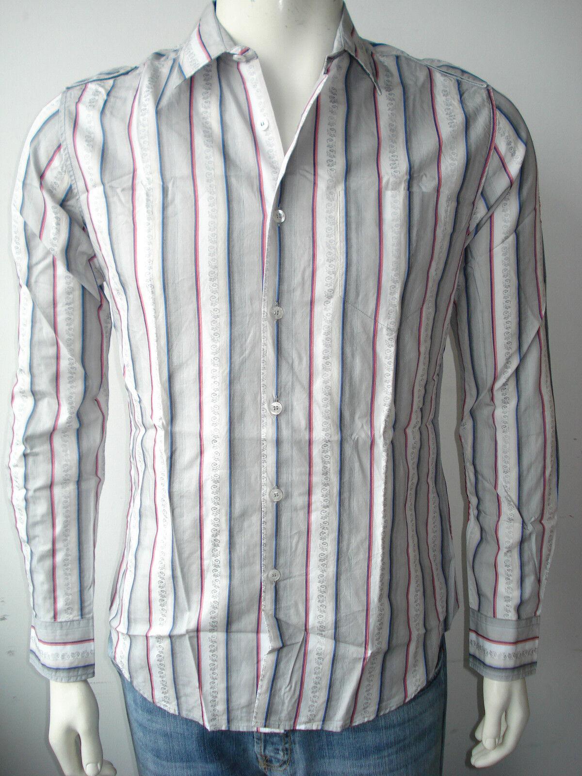 ANTWRP Antwerp Herren Herren Herren Shirt Hemd Camicia Shirt S M | Shop  | Bekannt für seine gute Qualität  | Wonderful  9c7a2d