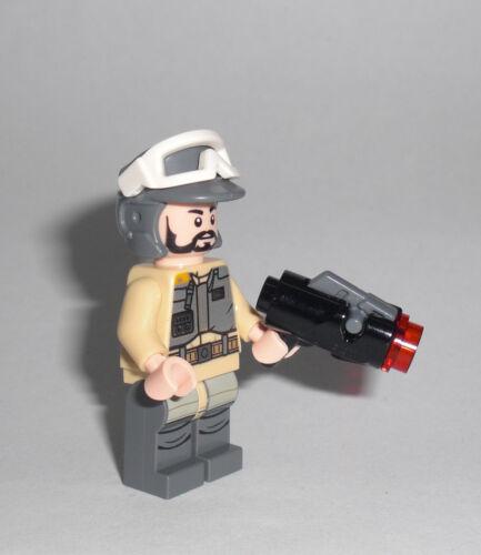 Rebel Trooper Private Kappehl LEGO Star Wars Figur Minifig Rebell 75164