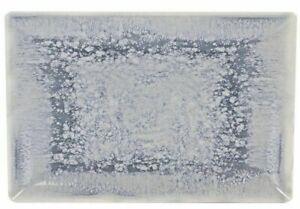 6X firma Adhara Rectangular Platos 25x15cm