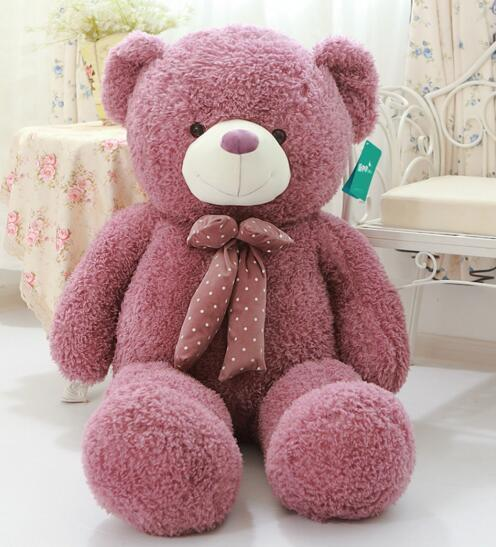 47'' Giant Big Huge Teddy Bear Plush Soft Toys Doll Stuffed kids Christmas Gifts