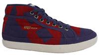 Puma Alexander McQueen AMQ Rabble Mid Mens Trainers Hi Top Shoes 355922 03 D100