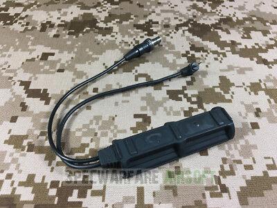NE-04041-BK Black Night Evolution Tailcap Switch for Scoutlight