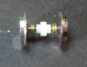 MBT-ROCO-h0-4-NEM-essieux-O-traction-12-mm-Diam-M-Zahnr-Z-14-U-par-2-douilles