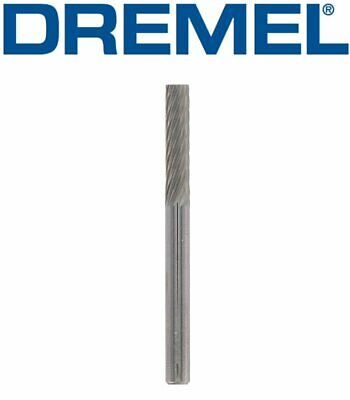 Dremel 9901 3.2mm Tungsten Carbide Cutter Square Tip for High Speed Rotary Tools