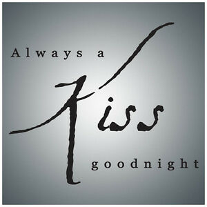 Always-a-kiss-goodnight-WALL-QUOTE-DECAL-VINYL-LETTERING-SAYING