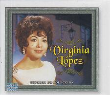 CD - Virginia Lopez NEW Tesoro De Coleccion 3CD - FAST SHIPPING !