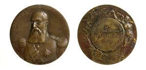 pci6671-Medal-Bruxelles-1902-Leopold-II-Roi-des-Belges-Ae-50