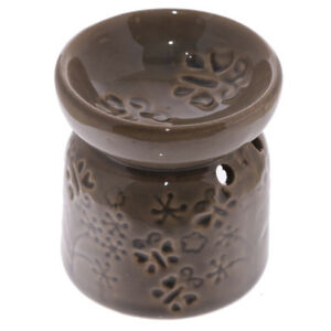 Small-Brown-Butterfly-Wax-Warmer-Burner-amp-pack-of-10-Handpoured-Scented-Melts