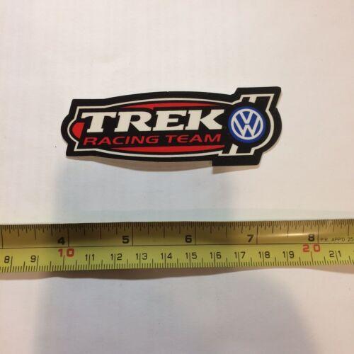 Trek Volkswagen Racing Team Bicycle Bike Decal Sticker Original Free Shipping!!