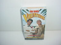 Volunteers Vhs Video Tape Movie Tom Hanks John Candy