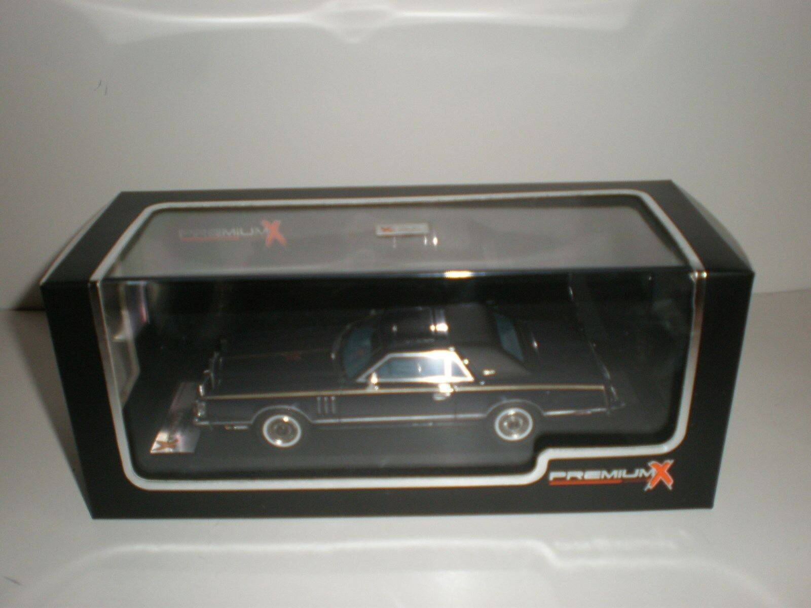 precios mas bajos 1 43 43 43 1979 Lincoln Continental Mk V Ixo Premium X Azul de medianoche  Esperando por ti