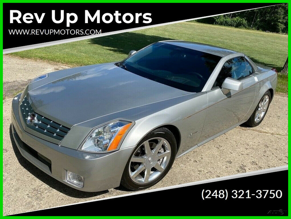 2005 Cadillac XLR Convertible Roadster 100+ PICTURES and a Test Drive VIDEO