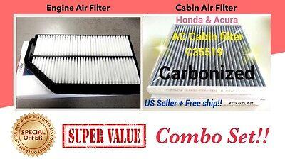 2016 Air Filter 6153 Fits: 2011 2014 2017 Honda Odyssey 2012 2015 2013