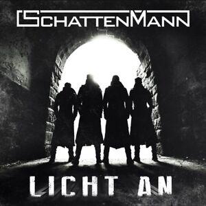 SCHATTENMANN-LICHT-AN-LIM-DIGIPAK-CD-NEU