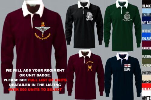 Unités de I à N brodé Régimentaires Armée Royal Navy Blazer Jacket badge Boutons