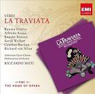 Verdi: La Traviata ECD (CD, Oct-2012, 2 Discs, EMI Classics)
