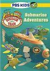 Dinosaur Train Submarine Adventures 0841887017893 DVD Region 1
