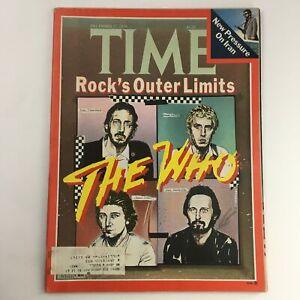 Time Magazine December 17 1979 Roger Daltrey, Pete Townshend & John Entwistle