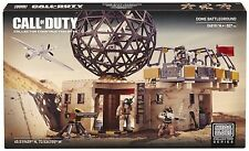 NEW MEGA BLOKS CALL OF DUTY DOME BATTLEGROUND COLLECTOR SERIES SET 527 PIECES