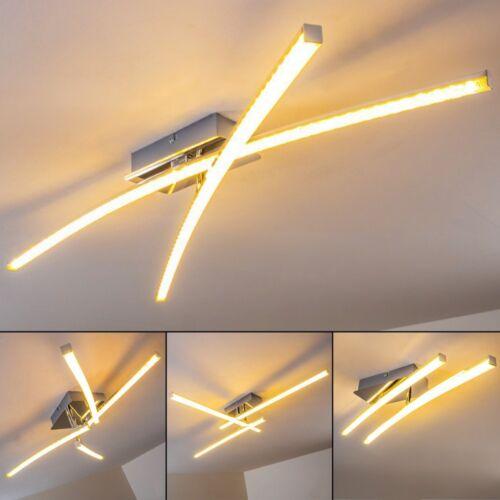 Design LED Flur Deckenlampe Georgina Büro Wohn Schlaf Kinder Zimmer Beleuchtung