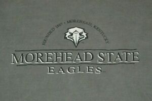 separation shoes df0cc 8e582 Details about Morehead State Eagles MSU Long Sleeve T Shirt Adult Small KY  Nice