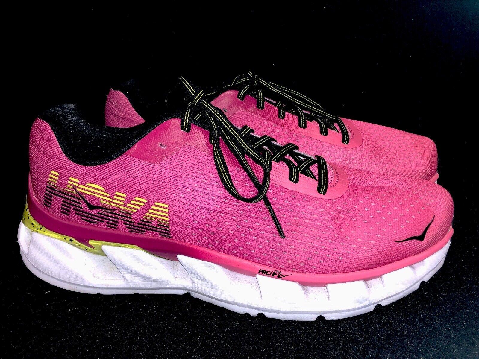 Hoka One One elevón elevón elevón Para mujeres Tenis Zapatos cerezas Jubilee Athletic Color de rosadodo caliente   hasta un 50% de descuento