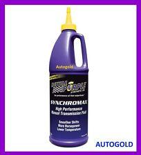 4ROYAL PURPLE Synchromax Olio Cambio Manuale 100% sintetico Lubrificante auto