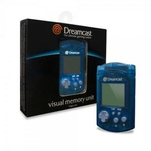 Sega-Dreamcast-VMU-Memory-Card-Blue-for-Sega-DC-Game-System