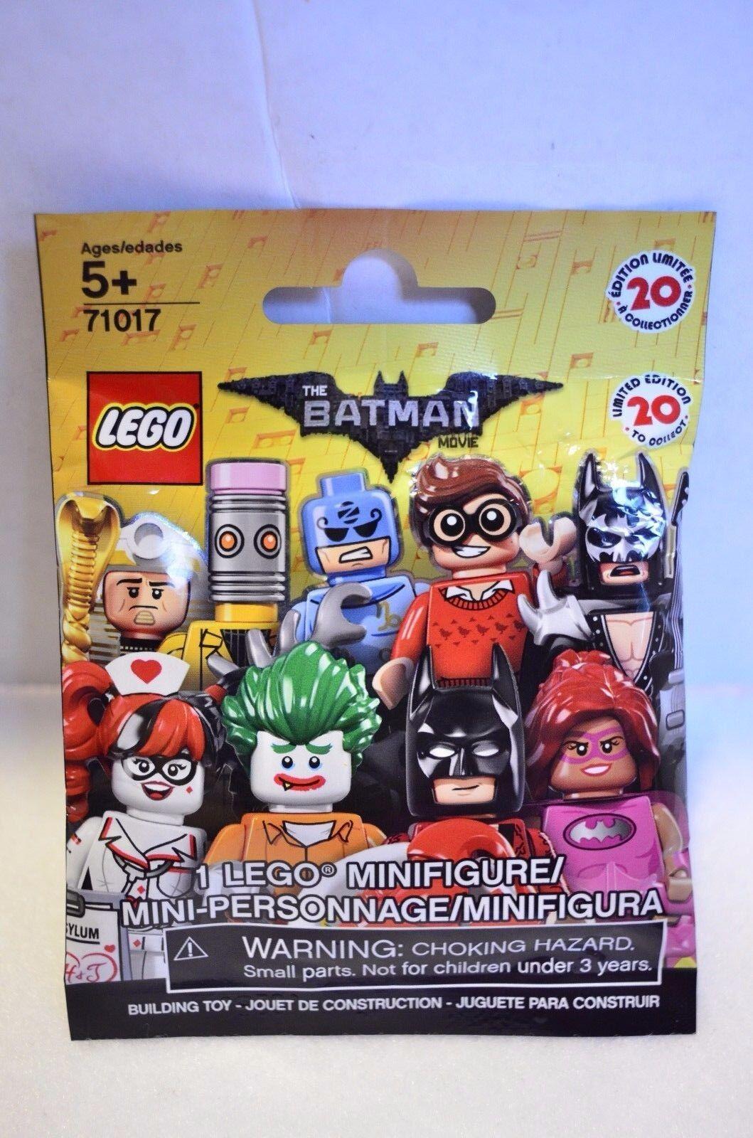 Lego The Batman Movie Series Barbara Gordon Minifigure 71017 Ebay Minifigures Box Of 60 Norton Secured Powered By Verisign