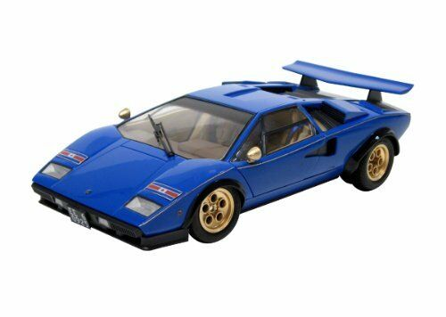 Aoshima Bunka Kyozai 1/24 Super Car No.05 Wolf Countach version 2