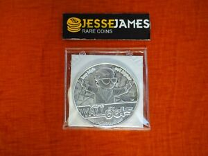 2021 SILVER WALL STREET BETS 1 TROY OUNCE .999 FINE SILVER IN A COIN FLIP
