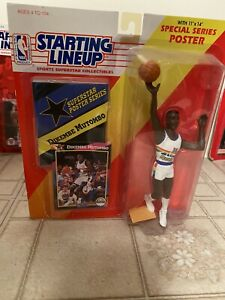 Toy Dikembe Mutombo 1992 NBA Starting Lineup