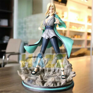 Anime-Naruto-Shippuden-Tsunade-Action-Figure-Statue-Model-Toys-Collection-28cm