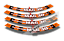 INTENCE MAG 30 wheel rim new stickers mountain bike cycling stickers