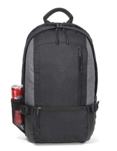 "MacBook Pro Black Backpack Gemline McKinley TSA Friendly 17/"" Laptop New"