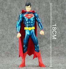 "DC COMICS/ FIGURA SUPERMAN 18 CM- ACTION FIGURE 7"""