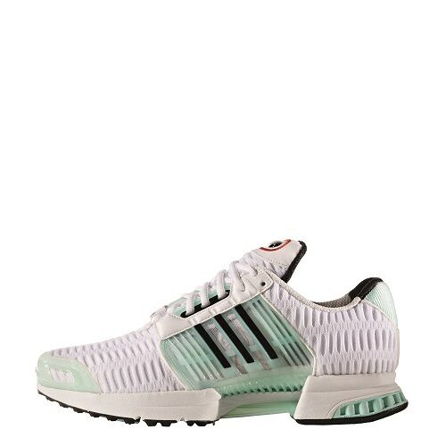 the latest 4390e 89b84 adidas Climacool 1 White Ice Green Trainers Shoes UK 10 for sale online   eBay