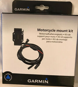 Garmin-Zumo-660-660LM-amp-665-665LM-Motorcycle-Cradle-Mount-Hard-wire-Power-Cable
