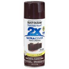 12-Ounce Rust-Oleum  Multi-Purpose Spray Paint For Wood Metal Plastic Kona Brown