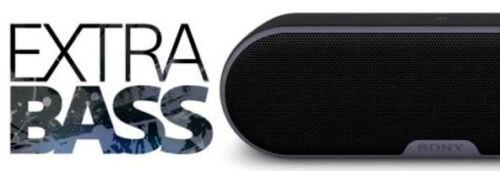 New Sony SRS-XB2 Portable Bluetooth Speaker Sony SRSXB2