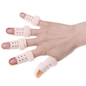 Schmerzlinderung-Ausloesen-Finger-Festsetzung-Schiene-Haarglaetter-Corre-D-F