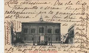 NP5142-FAVIGNANA-TRAPANI-PIAZZA-MUNICIPIO-VIAGGIATA-1904