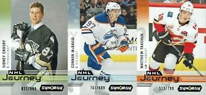 2019-20-Synergy-NHL-Journey-799-899-999-Complete-your-set-U-Pick