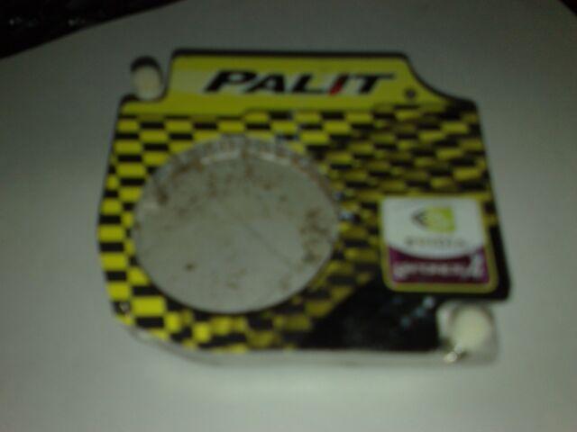 Dissipatore di calore chipset video PALIT nVIDIA geFORCE 4 in alluminio no fan