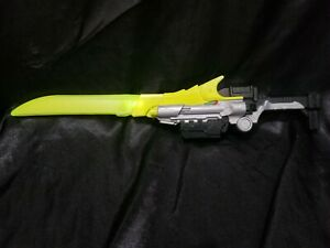 "Power Rangers 18/"" Dino Super Charge Morpher Saber//Sword Light Sound Blue Edition"