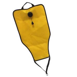 Technical Scuba Diving 125lbs Salvage Lift Bag /& Over Pressure Dump Valve