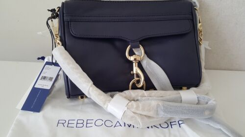 Minkoff Navy Mini Mac Rebecca Nuevo Moon OPgvqnxdwB