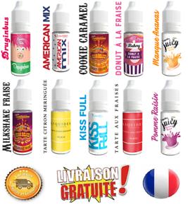 ELiquide-10ml-cigarette-electronique-Liquide-Full-Saveur-du-classique-au-fruite